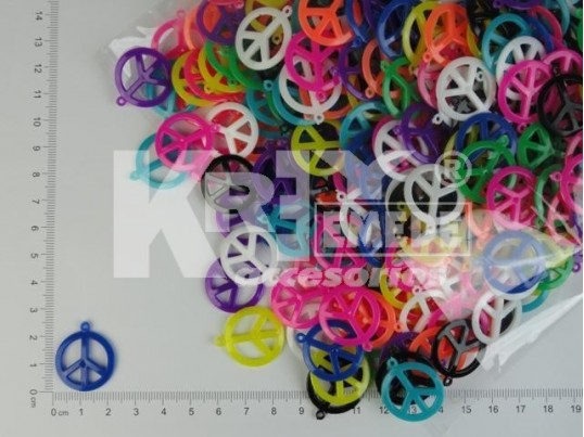 Dije simbolo de paz