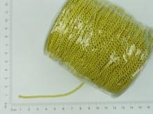 Cadena amarilla 0,6 mm x 100 mts