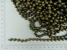 Cadena bolita (6mm x 50 mts)