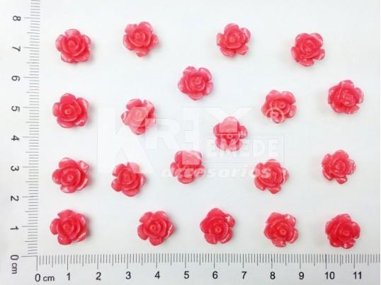 Rosa coral mini