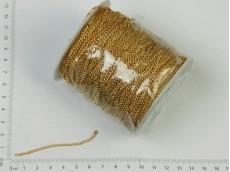 Cadena dorada Nº6 (carretel x 100mts)