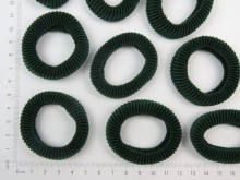 Colita verde oscuro 5 cm x 24
