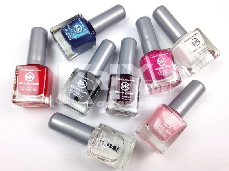 Esmalte para uñas MK de 8 ml - #1570071-1 - Krey EmeDe |...