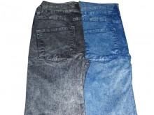 Calza simil jean