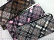 Fichero/Monedero PVC pellizco y solapa