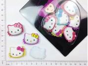 Set infantil agarrapelusas Kitty