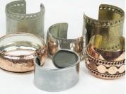 Pulseras y brazaletes estilo medieval