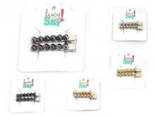 Pico metal con pinchos por par
