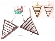 Aro triangulo invertido
