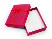 Caja forrada para set 7 x 9 x 2.6 cm