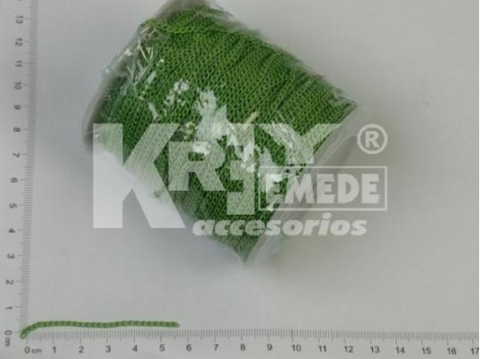 Cadena verde 3mm x 100 mts