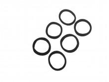 Sujetador negro x 100 negro