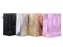 Bolsa de regalo labrada 14 x 10.5 x 6.5 cm