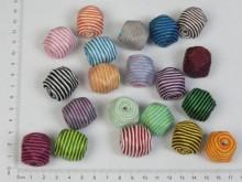 Octágono bicolor